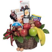 everything fruit gourmet basket