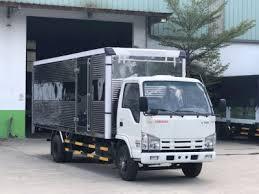 Nơi bán Xe tải isuzu 1.9 tấn thùng kín dài 6m2 NK490SL4 Vĩnh Phát ...