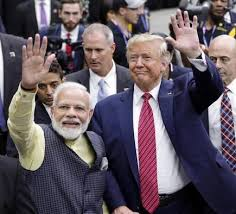 Image result for trump and modi photos
