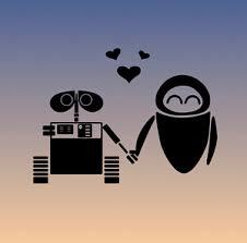 Wall E And Eve Vinyl Decal Disney Disneyland Love Waterproof Ebay