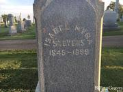 Isabel Myra Stevens 1849 - 1899 BillionGraves Record