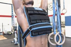 weighted vest 30 kg xenios usa
