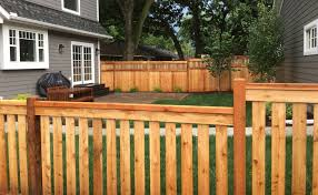 Building Quality Wood Cap Rail Fencing In Twin Cities