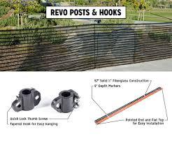 Orange Plastic Safety Fence Temporary Construction Fence 4 X 100