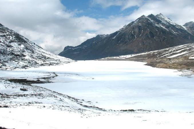 Image result for The Himalayan Frozen Lakes""