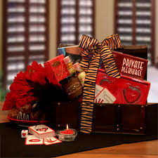 men valentine gift baskets for him