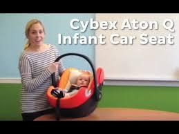 cybex aton q infant car seat you