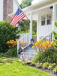 How To Display The American Flag Better Homes Gardens