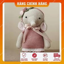 Mua [Chinh Hang] [Xả Hàng] Voi Rose - Sản phẩm handmade - Đồ chơi ...