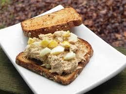 Tuna Salad with Hard-Boiled Eggs Recipe ...