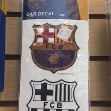 Accessories Barcelona Car Decals Poshmark