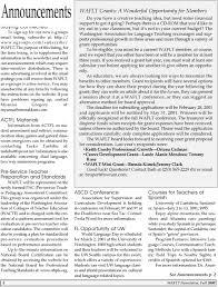 Washington Association for Language Teaching - PDF Free Download