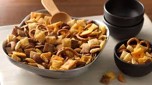 hot and y chex party mix recipe