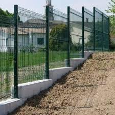 Garden Fence Libra Industriale Welded Mesh Galvanized Steel Painted Steel