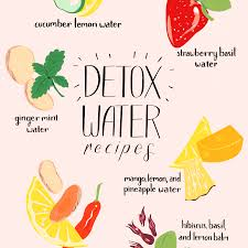 9 detox water recipes to help you de bloat