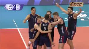 The best volleyball player - Aaron Russell - YouTube