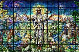 biggest stained glass window