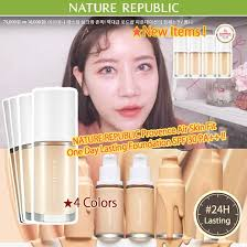 nature republic provence air skin fit