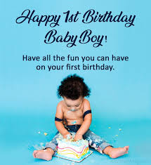 1st Birthday Wishes And Messages Wishesmsg
