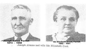 Ida Elizabeth Cook Parrish (1882-1961) - Find A Grave Memorial