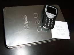 Telit G80 - Инопланетянин от дизайнера ...