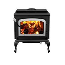 drolet escape 1800 wood stove on legs