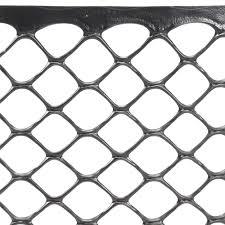 Tenax Poultry Fence 4 X 50 Black 72120346 Tenax Fence
