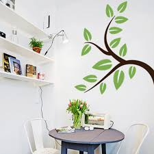 Wind Blown Tree Wall Decal Decalmywall Com