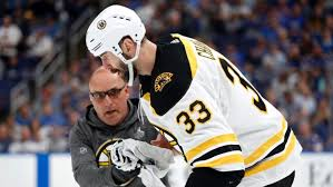 Boston Bruins' Zdeno Chara takes part in optional skate ahead of Game 5 -  TSN.ca