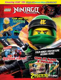 LEGO: Ninjago—Masters of Spinjitzu with Ninja Lloyd – Media Lab ...