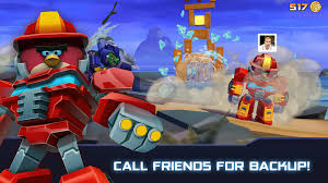 Angry Birds Transformers 1.51.1 Download Android APK