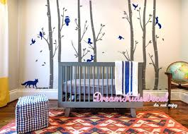 Birch Tree With Owls Wall Stickers Interior Design Dk242 Owl Wall Decal Owl Nursery Wall Decal