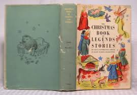 The Christmas Book of Legends and Stories By Smith: Elva Sophronia ...