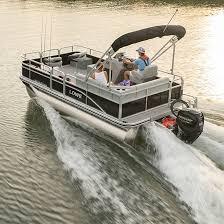 16 Ultra 162 Fish Cruise Pontoon Boat Lowe Boats