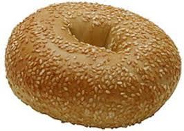 safeway sesame seed bagel 1 ea