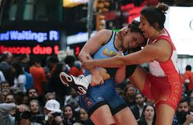 Adeline Gray beat the boys at wrestling, ready for Rio - Washington Times