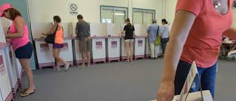 ROLLING COVERAGE: RRC election results ...