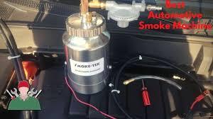 6 best automotive smoke machine evap