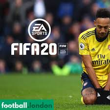 Pierre-Emerick Aubameyang on FIFA 20 ...