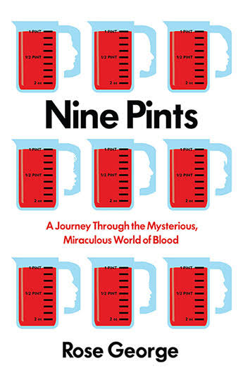 Image result for Nine Pints by Rose George""