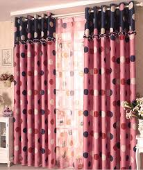 Blinds Curtains Girls Bedroom Pink Patchwork Flower Edge Blackout Curtain Finished Products Polka Dot Kids Room Sheer Tulle Aa10 Blackout Curtains A Curtaincurtains Girls Bedroom Aliexpress