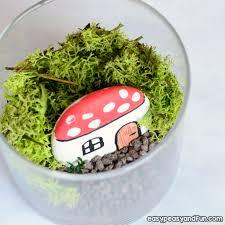 fairy garden in a jar easy peasy and fun