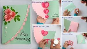friendship day special pop up card ...