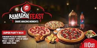 pizza hut uae deals offers ramadan