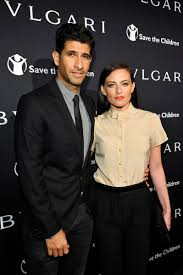 Lara Pulver, Raza Jaffrey - Lara Pulver and Raza Jaffrey Photos - BVLGARI  And Save The Children Pre-Oscar Event - Red Carpet - Zimbio
