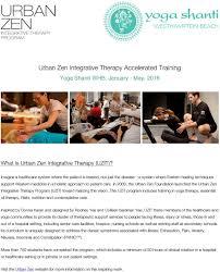 urban zen integrative therapy