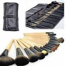 24 piece makeup brush set sandton