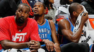 Brooklyn Nets news: Kendrick Perkins buries hatchet with Kevin Durant after  Kobe Bryant's death