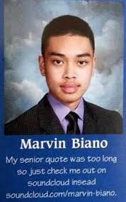 funny yearbook quotes ever written by high school graduates
