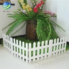 Buy 1 Piece Miniature Small Wood Fencing Diy Fairy Garden Micro Dollhouse Gates Decor Ornament Planting Tools At Jol